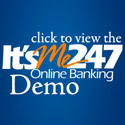 Watch the It's Me 247 Online Banking Demo.