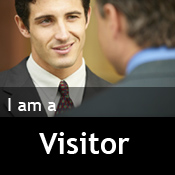 I am a visitor